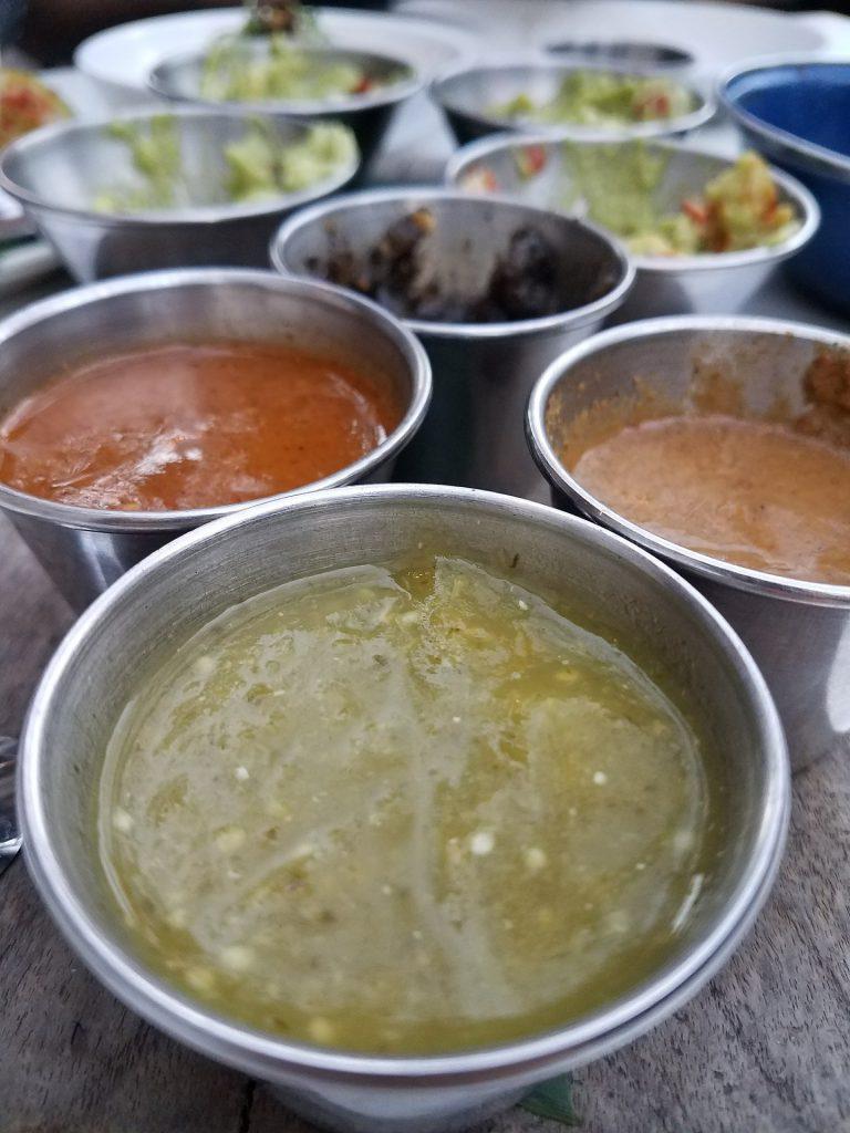 mucho salsa